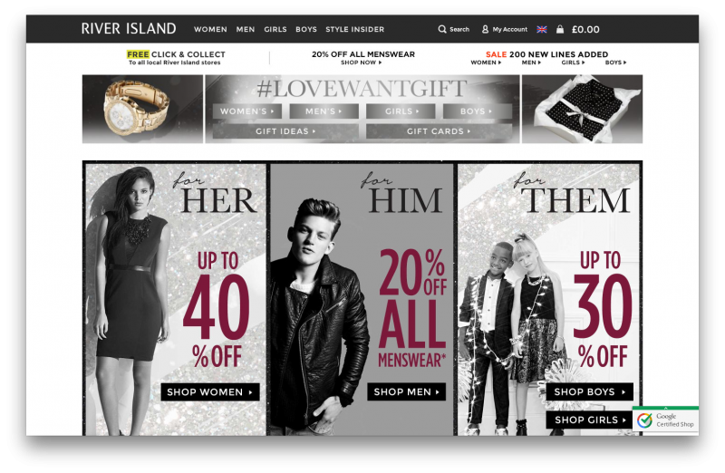River Island Virtual Academy Riva Login